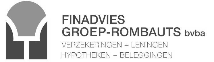 Finadvies Rombauts logo