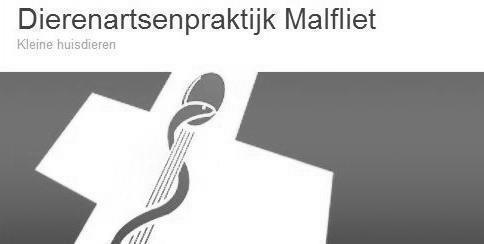 Logo Dierenartsenpraktijk Malfliet2